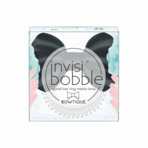 invisibobble® BOWTIQUE - Σπειροειδές λαστιχάκι μαλλιών με φιόγκο