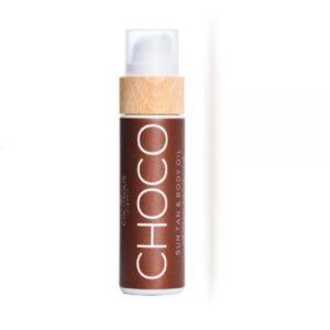 Cocosolis Organic – CHOCO Sun Tan Body Oil, 110ml