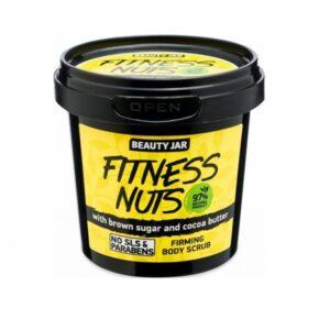 "Beauty Jar ""FITNESS NUTS"" Συσφικτικό Scrub Σώματος"