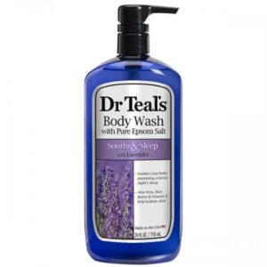 Dr Teal's Epsom Salt & Body Wash Lavender 710ml
