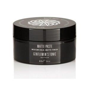 Gentlemen's Tonic Hair Styling Matte Paste 85gr